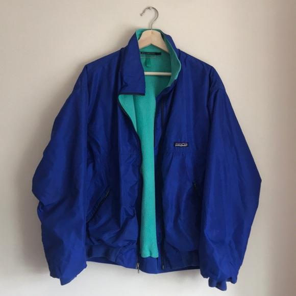 Patagonia Other - Vintage Patagonia Men's Fleece Jacket